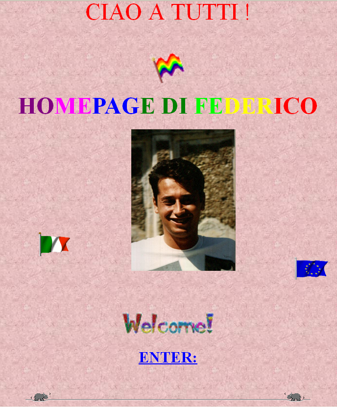 Gay geocities